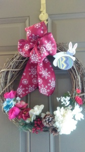 Easter wreath 2016