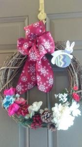 Easter wreath 2016
